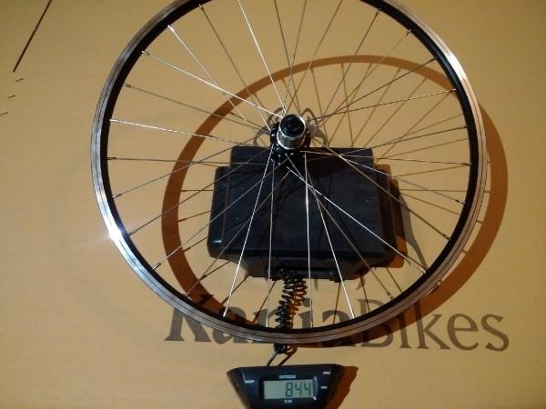 """Leicht Laufradsatz 24"""" Disc/V-Brake"""